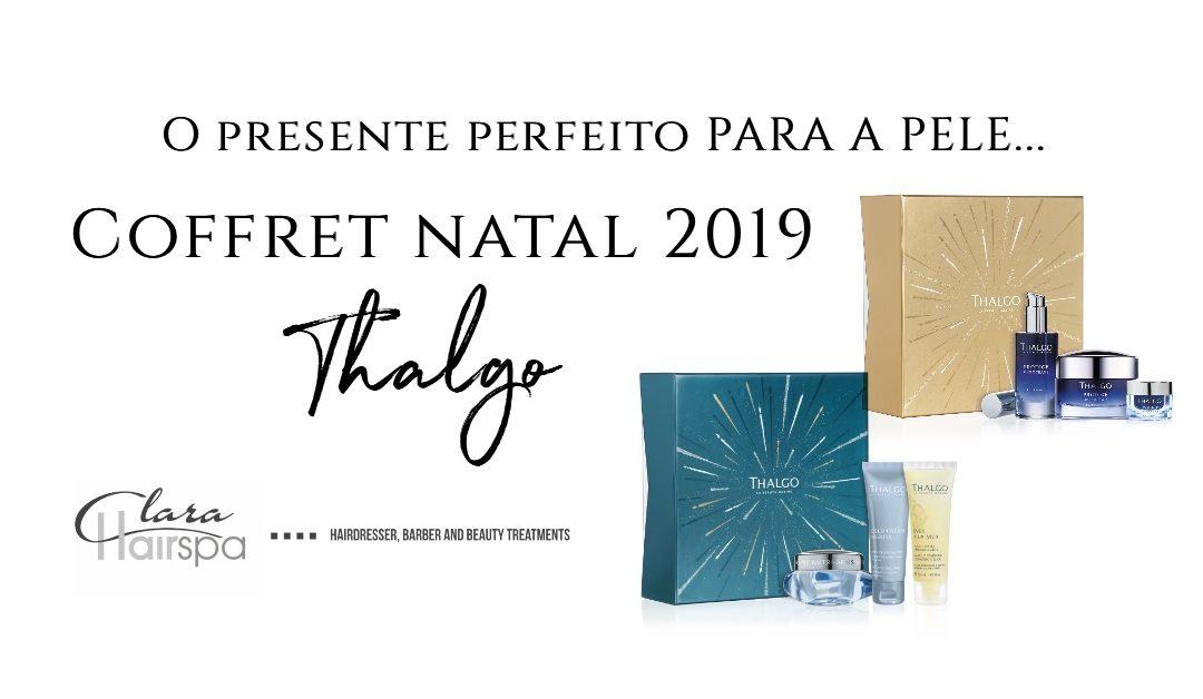 Coffrets Thalgo 2019: O melhor presente de Natal.