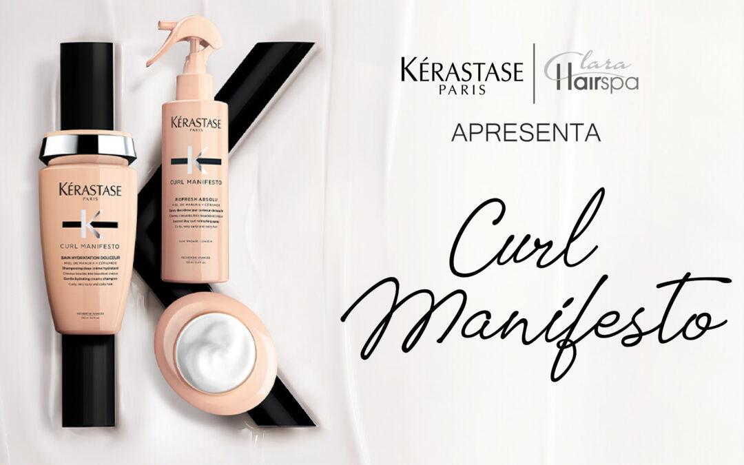 Curl Manifesto é a nova gama só para cabelos encaracolados