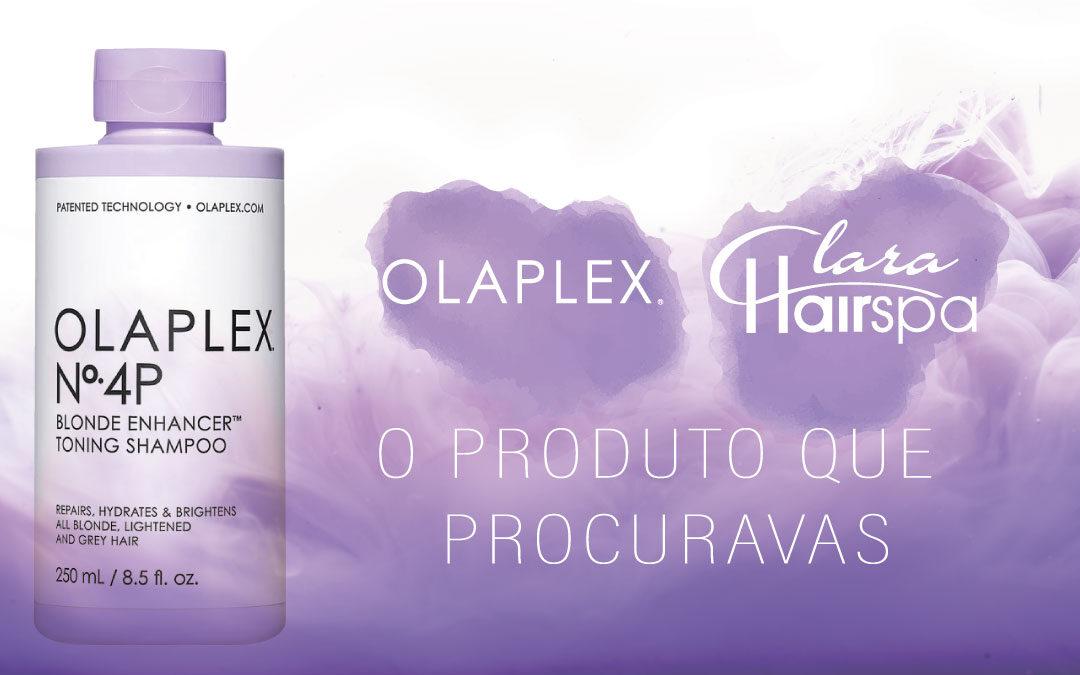 Olaplex Nº4P – Blonde Enhancer