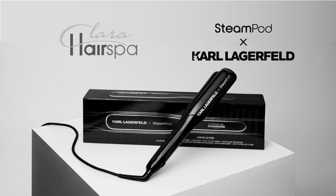 Steampod x Karl Lagerfeld – Edição Limitada